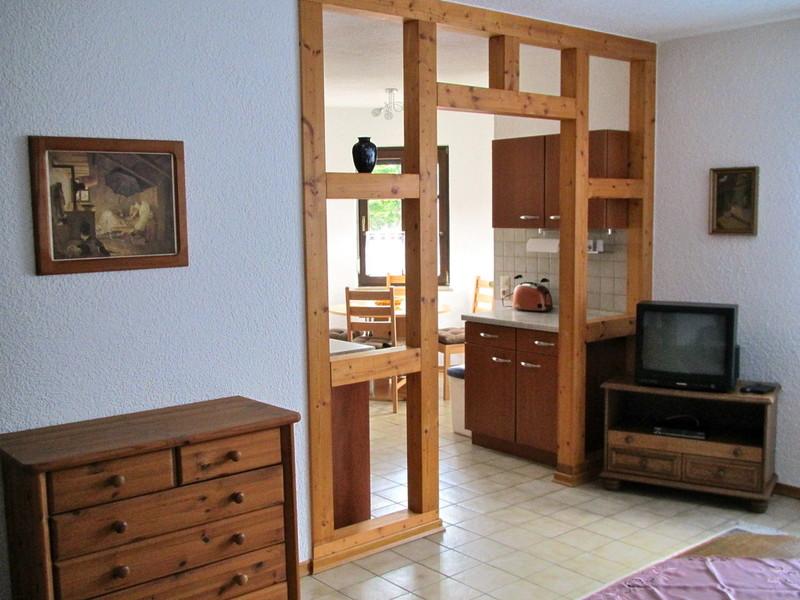 Ferienwohnung Heinze - Wohnzimmer